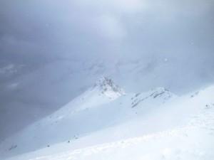 Oberstkogl im Nebel
