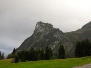 Der Kofel - Wahrzeichen von Oberammergau