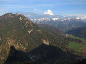 Laber und Estergebirge