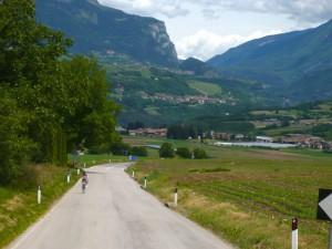 Im Aufstieg zum Passo del Ballino