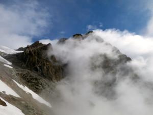 Wolken am Jägihorn