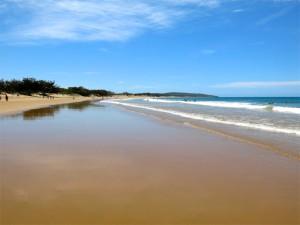 Der Strand von Agnes Water