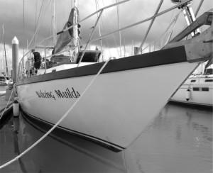 Kann es einen besseren Namen für ein australisches Segelboot geben?