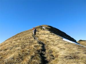 Spätherbstliches Wandern im Ammergebirge
