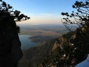 Aussicht auf Kochel- und Starnberger See
