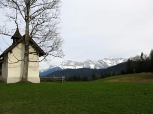 Kapelle beim Gschwandtnerbauern