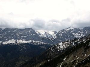 Interessante Karwendelblicke