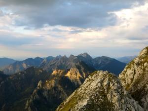 Das Ammergebirge