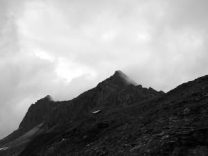 Der Gipfel des Tour de Bavon