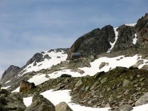 Die Cabane d'Orny