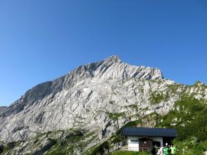 Immer wieder schön: die Alpspitze