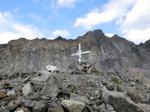Gipfelblick (?) auf dem Plangeroßkopf