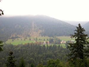 Im Tal der Eschenlaine ist es ziemlich trüb.