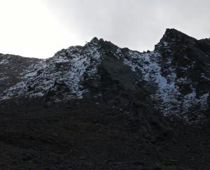 Der Gipfel ist noch nicht so nah, wie es den Anschein hat.