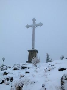 Der Gipfel der Bodenschneid ist erreicht.