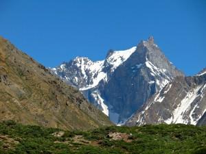 Auch dieses Mal darf ein Foto des Cerro Chimbote nicht fehlen.