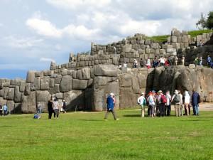 Die drei Mauerringe von Sacsayhuamán
