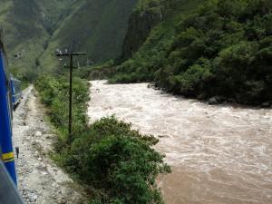 Der Río Urubamba