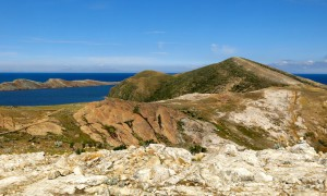 Das Nordende der Isla del Sol