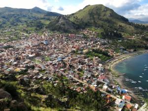Der Cerro Calvario bietet einen schönen Blick über den Ort.
