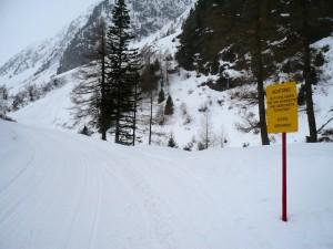Endlich wieder alpine Gefahren!