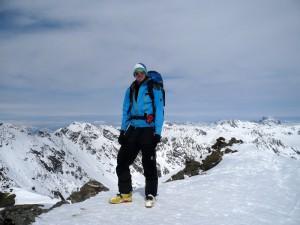 Auf meinem dritten Oster-Gipfel