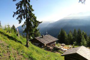 Abschied von der Schlernbödelehütte