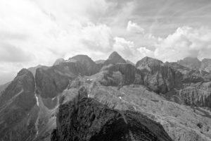 Gipfelblick am Großen Rosszahn