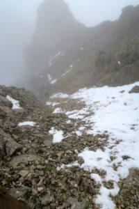 Karwendelbruch-Rinne deluxe