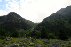 Bergtour in den Ötztaler Alpen am 22./23.07.2016