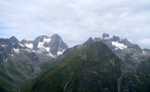 Wazespitze und Verpeilspitze zeigen sich.