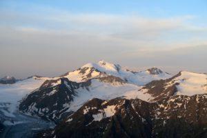 Wildspitze voraus