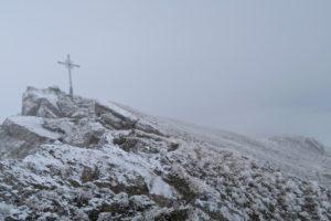 Gipfelkreuz Nr. 2