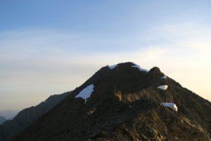 Rückblick auf Gipfel und Rheinland-Pfalz-Biwak