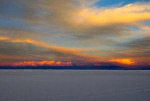 Grandiose Weiten auf dem Salar de Uyuni