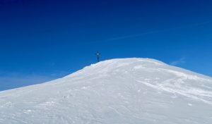 Fast am Gipfel