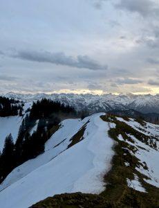 Rück- und Karwendelblick