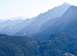 Tegelberg und Schloss Neuschwanstein