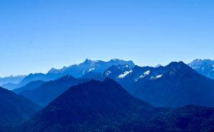 Ammergebirge und Wetterstein