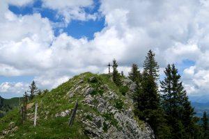 Am Gipfel des Rauhkopfes
