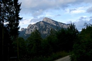 Mein ursprüngliches Ziel - der Hohe Straußberg
