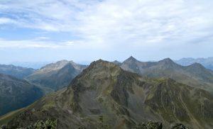 Gipfelblick zum Seejoch