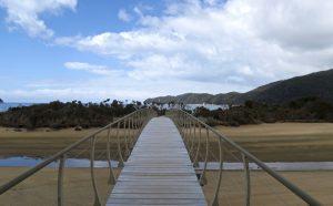 Die Brücke ins Paradies?