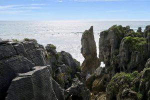 Die erstaunlichen Pancake Rocks