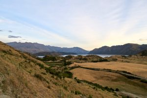 Früher Morgen am Lake Wanaka