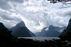 Zum Abschluss noch einmal Mitre Peak und Milford Sound