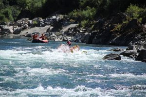 Los geht's auf dem Buller River. © Ultimate Descents