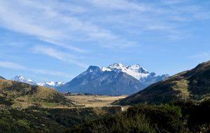 Mount Earnslaw bewacht den Eingang zum Mount Aspiring Nationalpark.