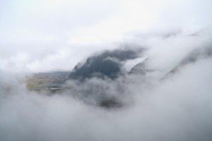 Ein kurzer Lichtblick im Grau