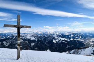 Tauernblick am Gipfel